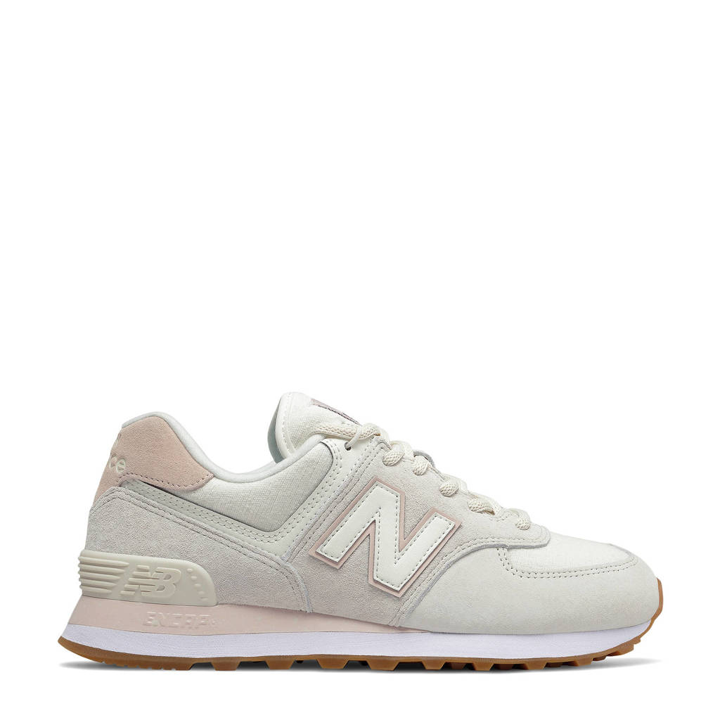 New Balance 574  sneakers ecru, Ecru