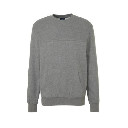 C&A Angelo Litrico gem??leerde sweater grijs