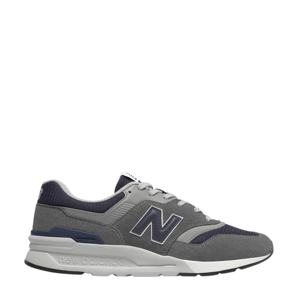 New Balance 997  sneakers grijs/donkerblauw, Grijs/donkerblauw
