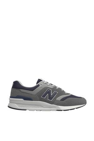 997  sneakers grijs/donkerblauw