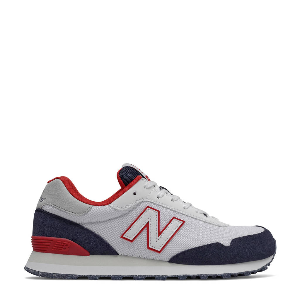 New Balance 515  sneakers donkerblauw/wit/rood, Donkerblauw/wit/rood