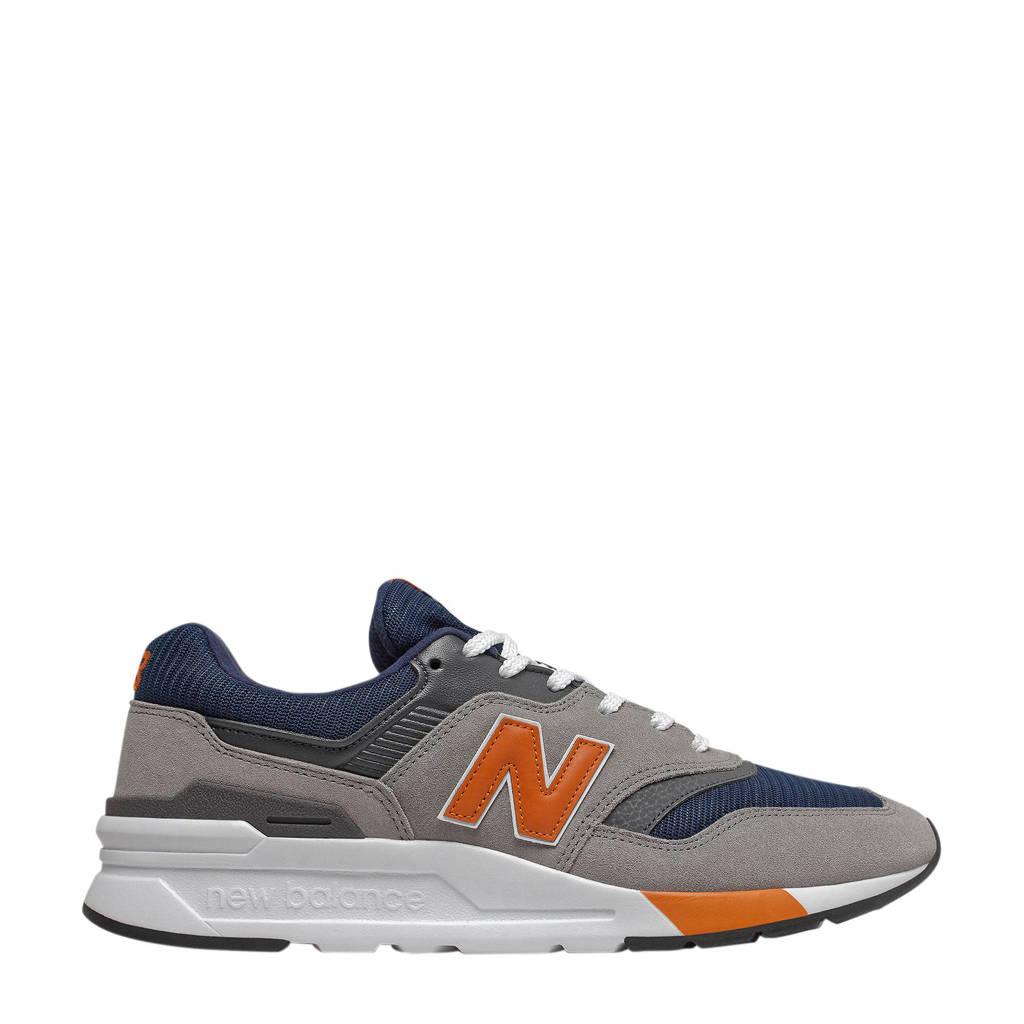 New Balance 997  sneakers donkerblauw/grijs, Donkerblauw