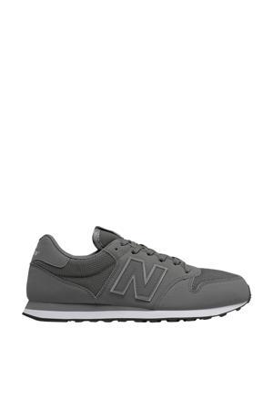 500  sneakers grijs