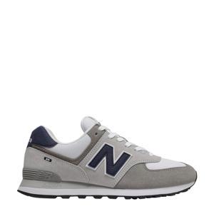574  sneakers grijs/wit