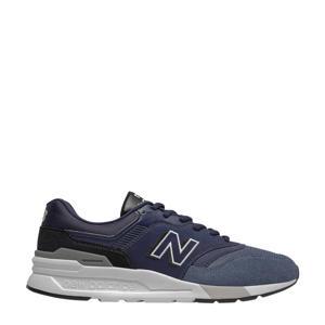 997  sneakers donkerblauw/grijs