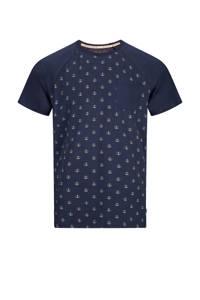 Charlie Choe pyjamatop blauw, Blauw