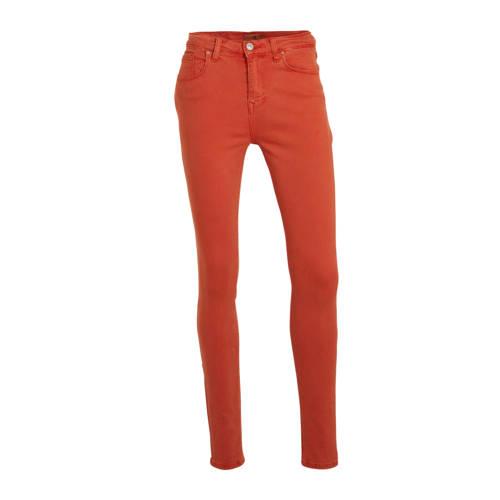 LTB high waist skinny jeans Amy rood