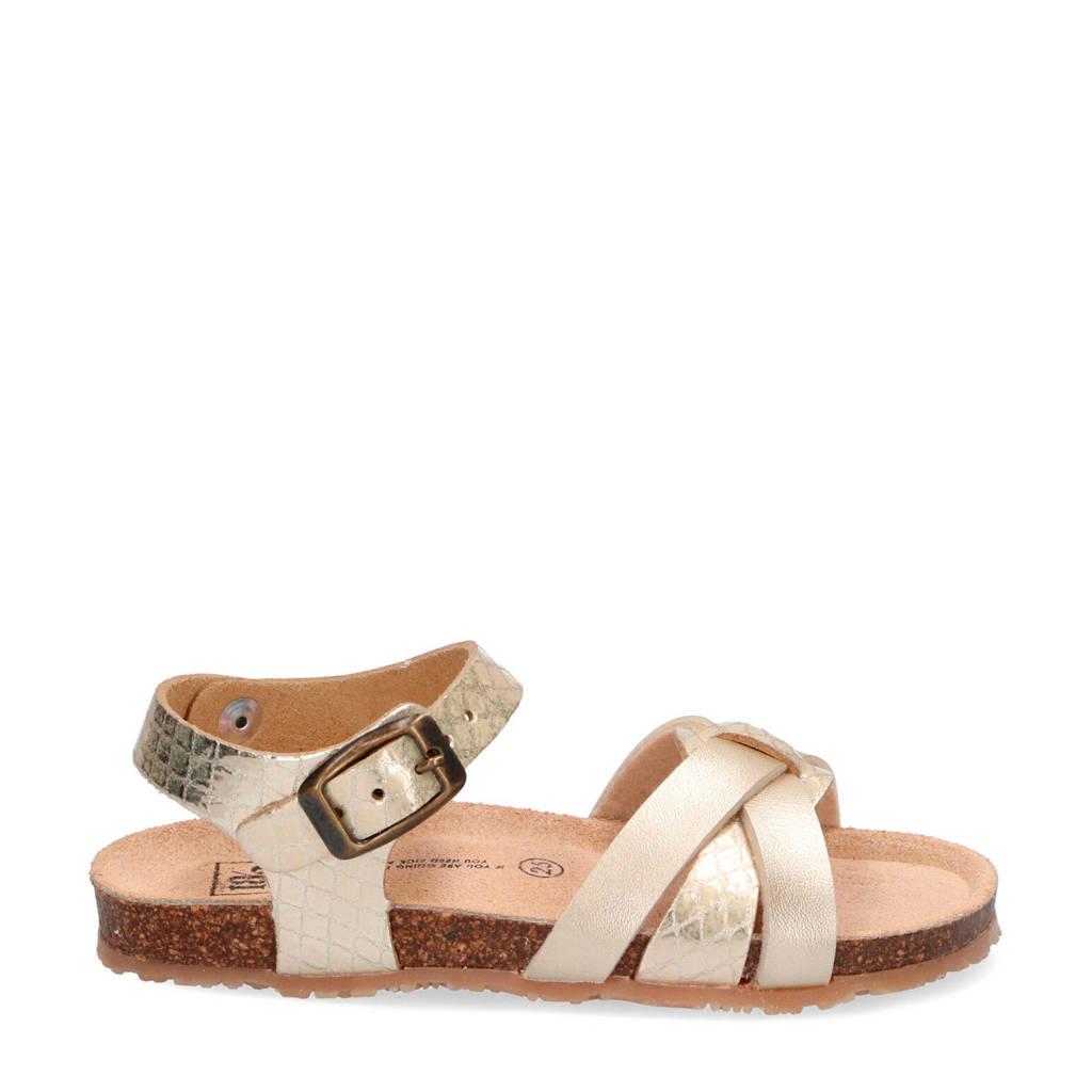Est. 1842   sandalen goud, Goud