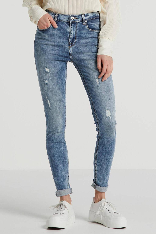 LTB high waist skinny jeans Amy Akis wash