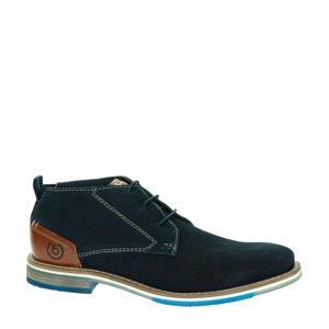 veterschoenen donkerblauw