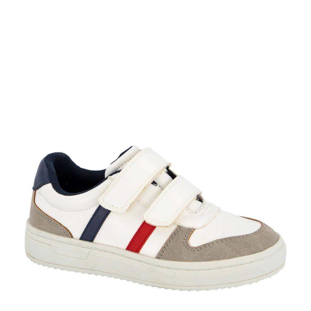 Bobbi-Shoes   sneakers wit/beige, Wit/beige