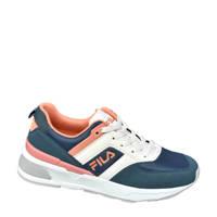 Fila Racetrack  sneakers blauw, Blauw/roze/wit