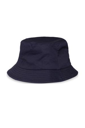 hoed donkerblauw