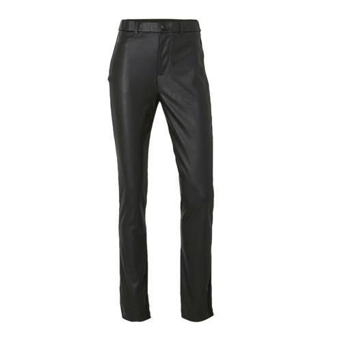C&A Yessica imitatieleren high waist slim fit