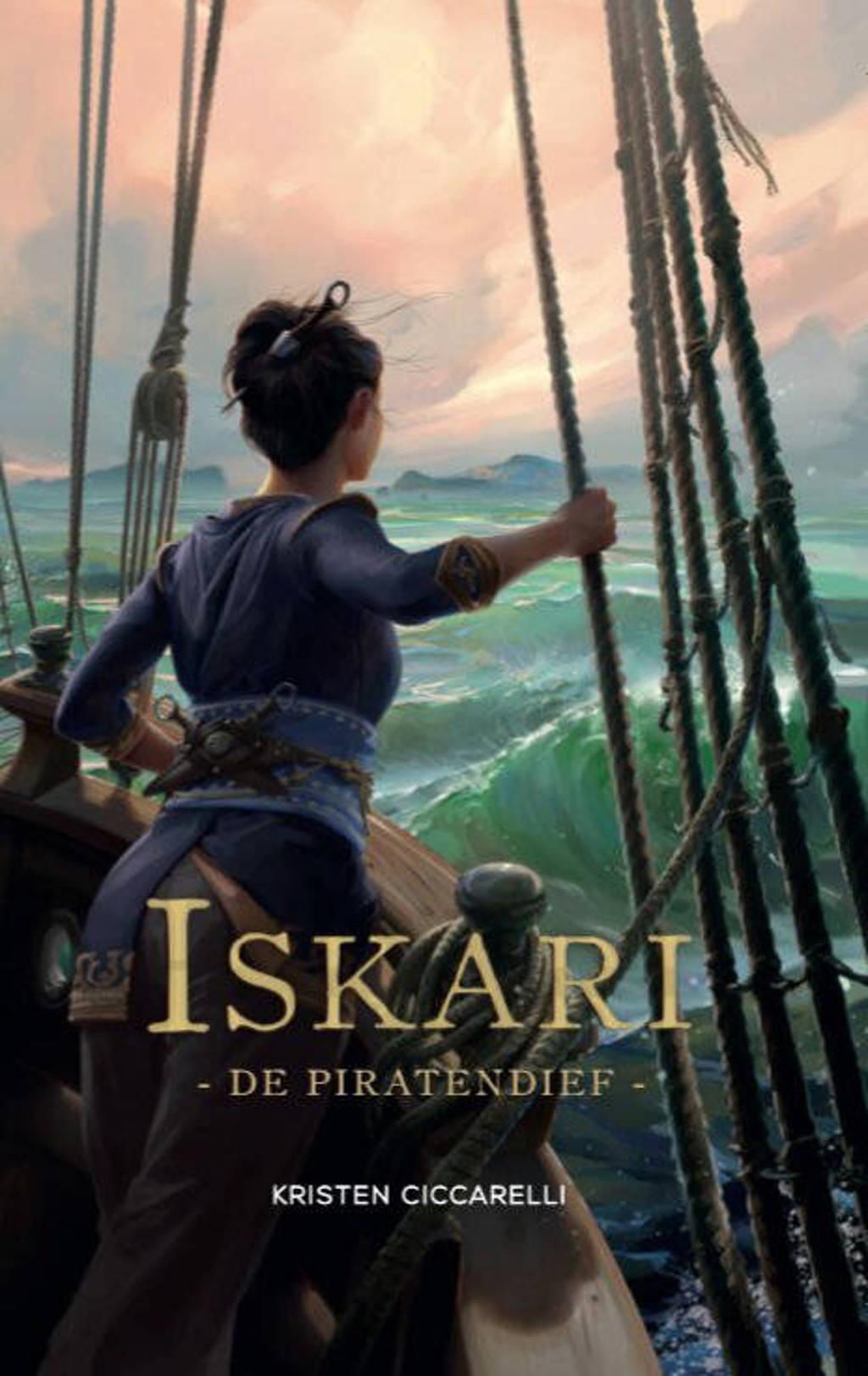 Iskari: De piratendief - Kristen Ciccarelli