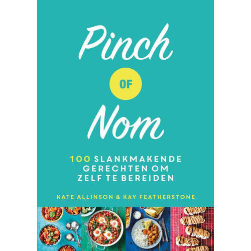 Pinch of Nom - Kate Allinson en Kay Featherstone