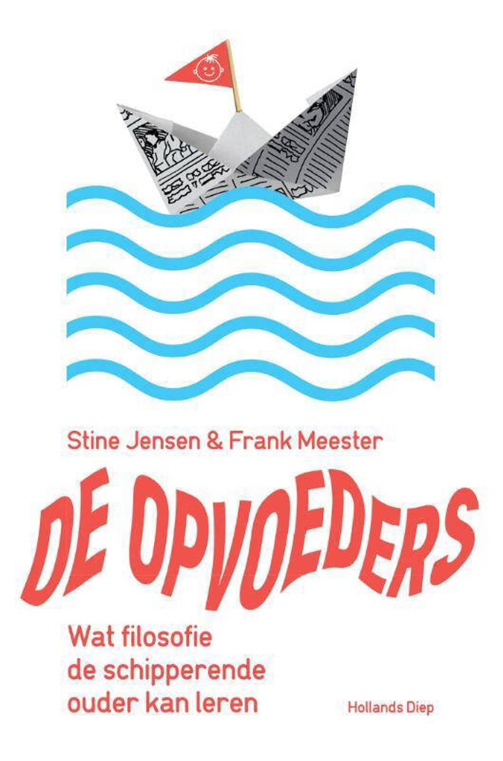 De opvoeders - Stine Jensen en Frank Meester