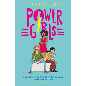 Lijfboekvoor powergirls - Sanderijn van der Doef en Ellen Laan