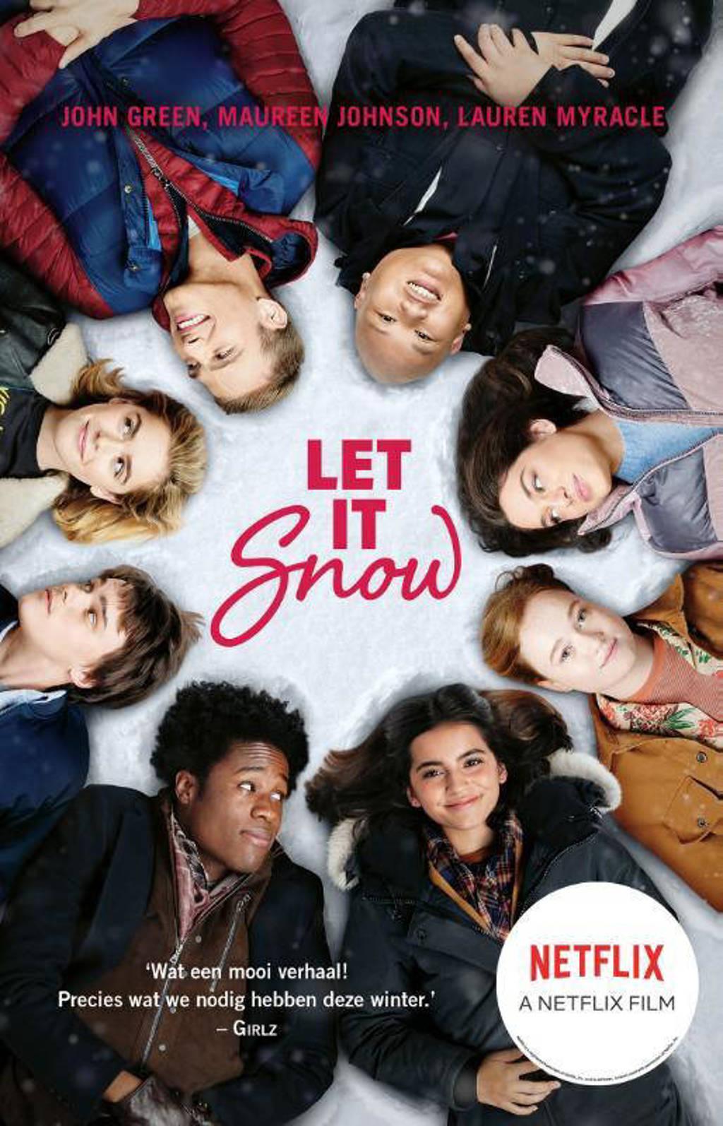 Let it snow - John Green, Maureen Johnson en Lauren Myracie