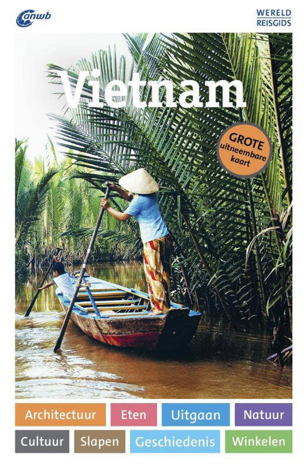 Vietnam wereldreisgids - Martin H Petrich