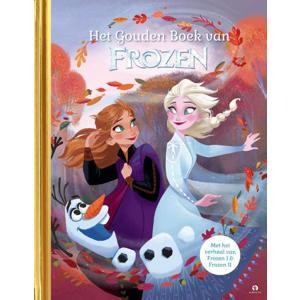 Het Gouden Boek van Frozen - Walt Disney