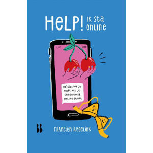 Help!Ik sta online - Francien Regelink