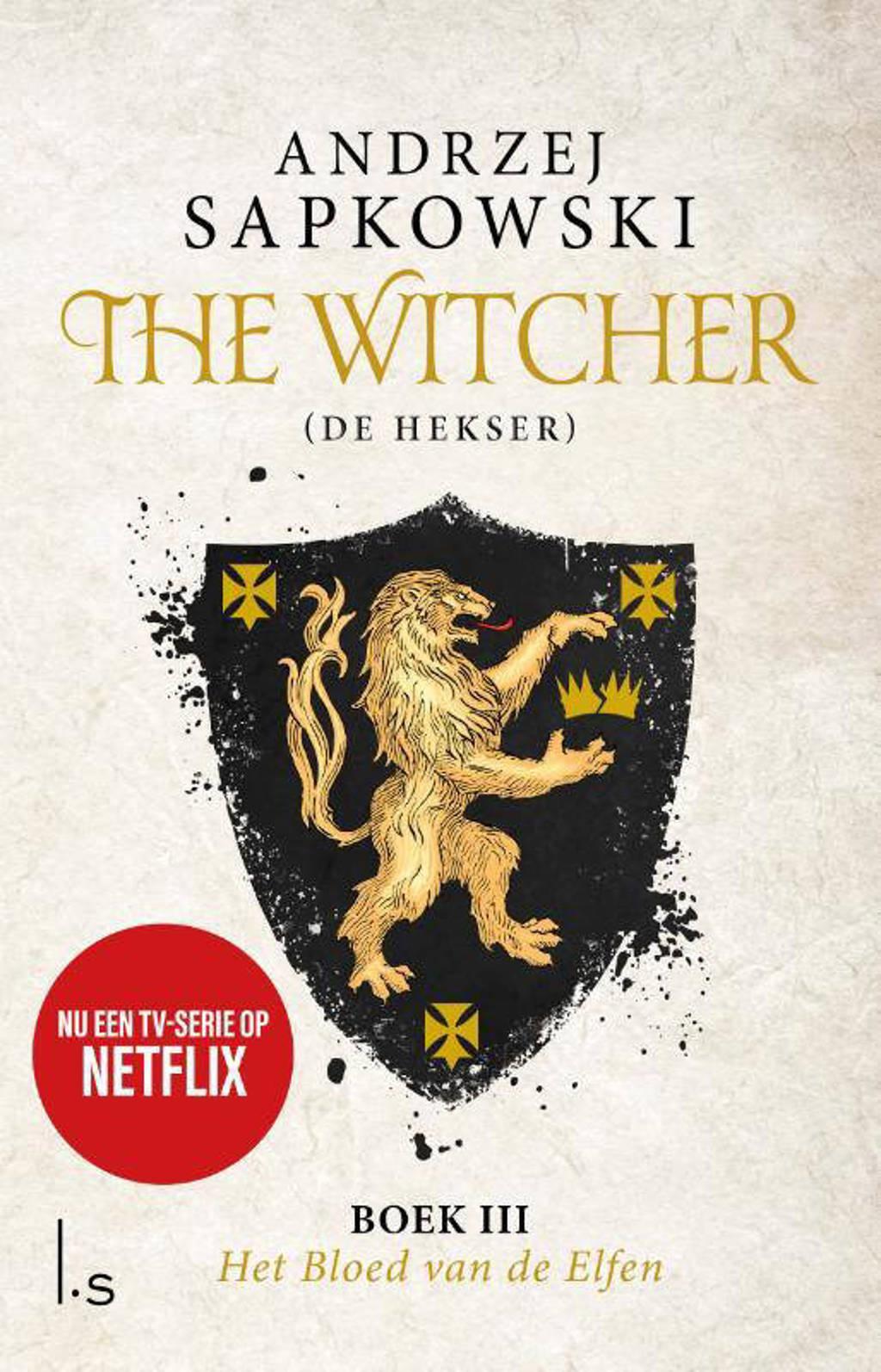The Witcher: Het Bloed van de Elfen - Andrzej Sapkowski