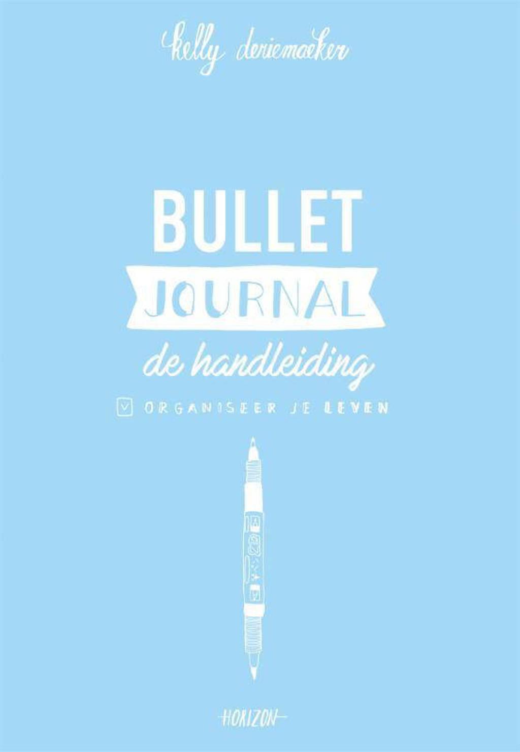 Bullet journal - De handleiding - Kelly Deriemaeker
