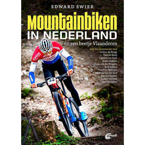 Mountainbiken in Nederland - Edward Swier