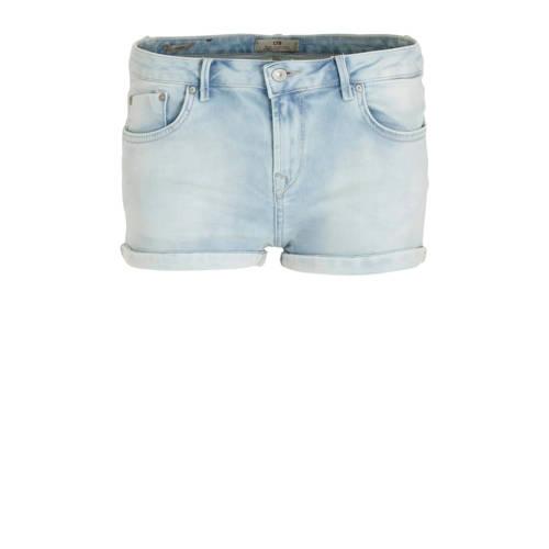 LTB low waist jeans short Judie light denim