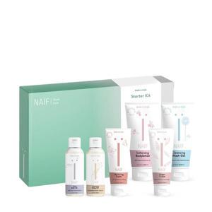 Starter Kit verzorging giftbox