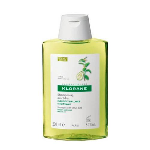 Klorane Shampoo Met Cederappelvruchtvlees Fles 200ml