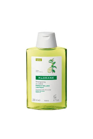 Citrus Pulp Shampoo - 200 ml