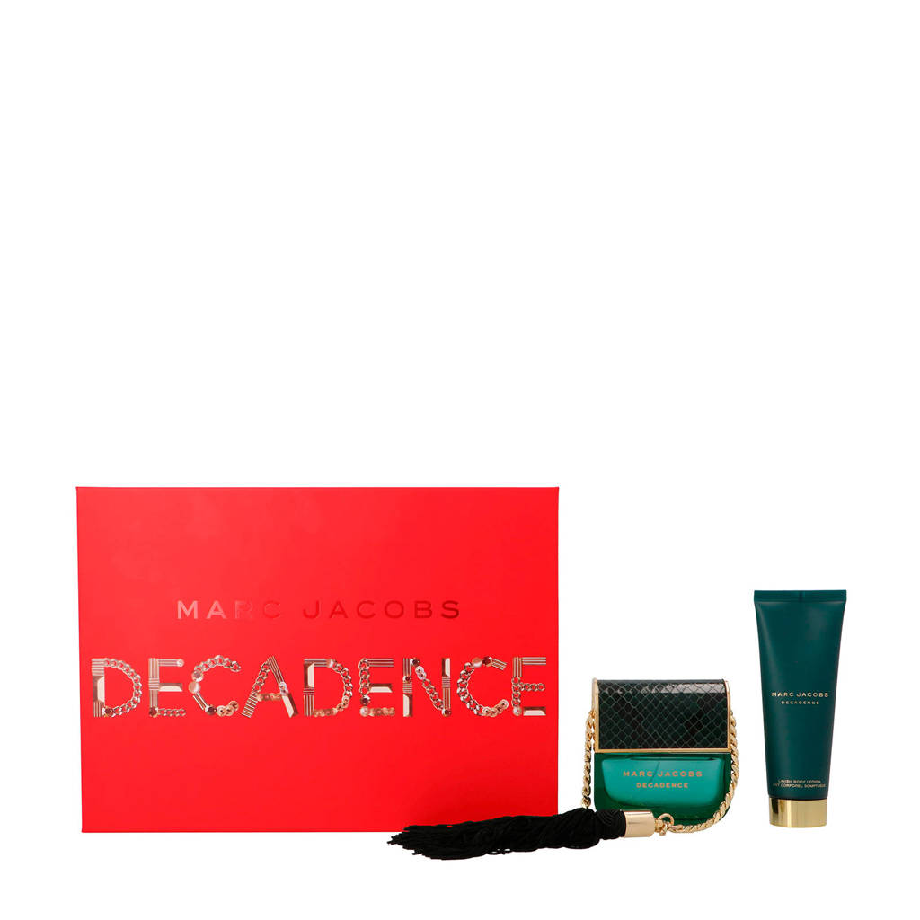 Marc Jacobs Jacobs Decadence Giftset  - 125 ml