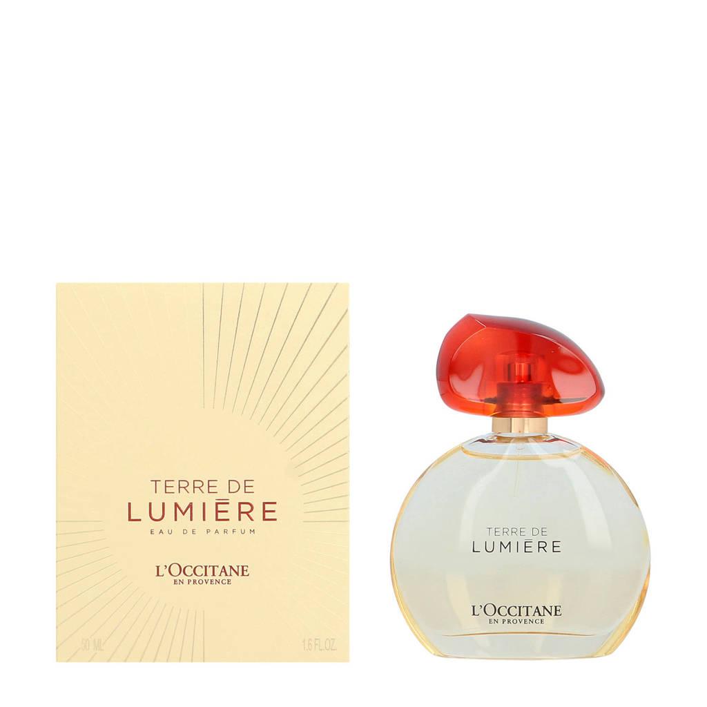 L'Occitane Terre de Lumière eau de parfum - 50 ml