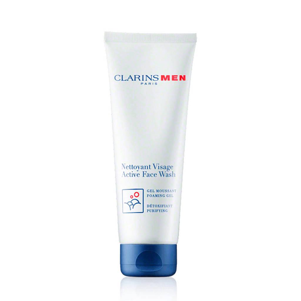 Clarins Men Face Wash Foam - 125 ml