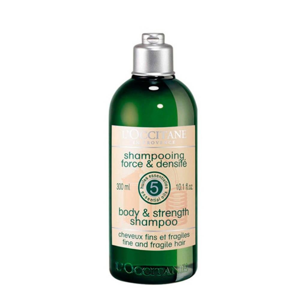 L'Occitane Aromachologie Body & Strength shampoo, 300