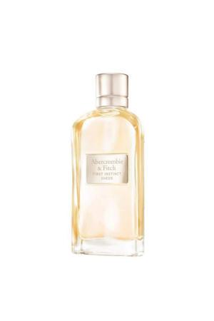 First Instinct Sheer eau de parfum - 30 ml