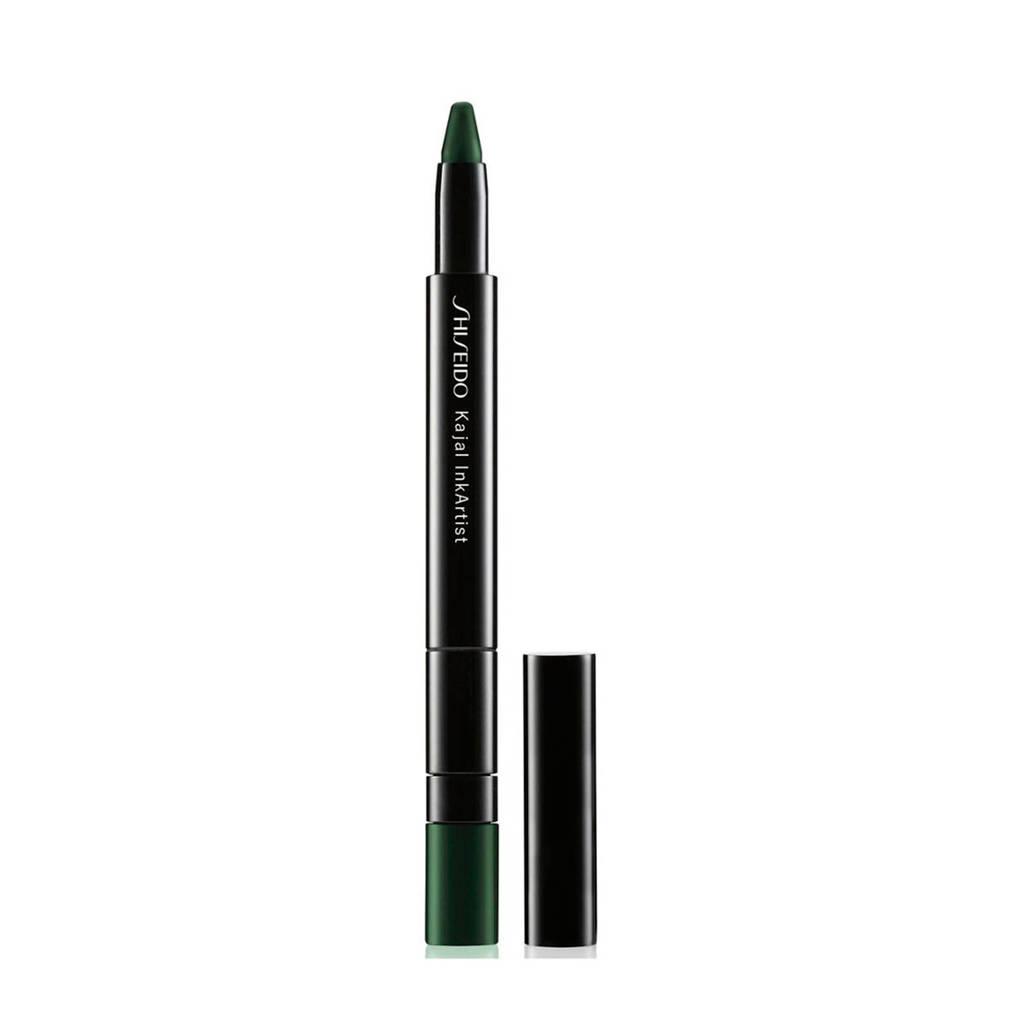 Shiseido Shiseido Kajal Ink Artist Oogpotlood - 06 Pirodo Green, #06 Birodo Green
