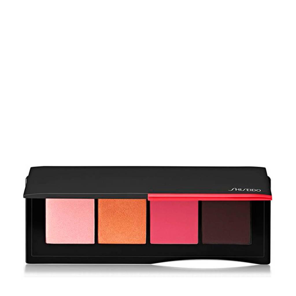 Shiseido Essentialist oogschaduw palet - Jizoh Street Reds