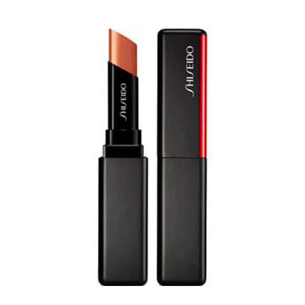 Shiseido Shiseido Vision Airy Gel Lippenstift, 201 Cyber Beige