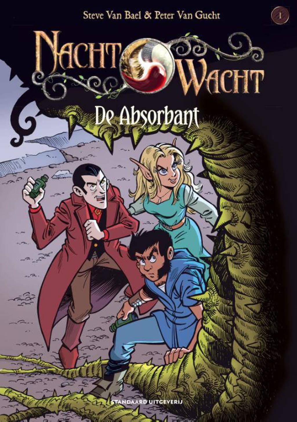Nachtwacht: De Absorbant - Steve Van Bael en Peter Van Gught