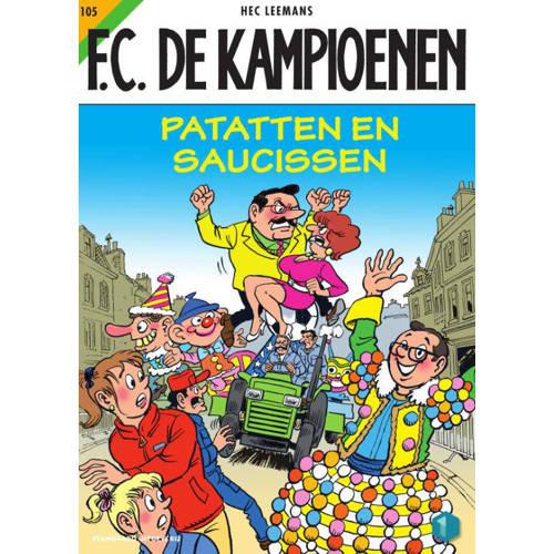 F.C. De Kampioenen: Patatten en saucissen! - Hec Leemans kopen