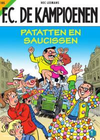 F.C. De Kampioenen: Patatten en saucissen! - Hec Leemans