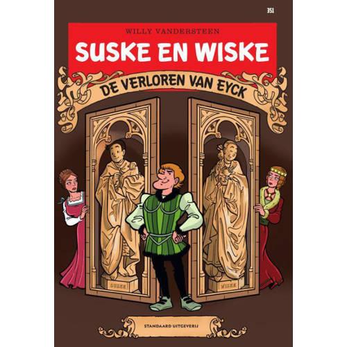 Suske en Wiske: De verloren Van Eyck - Willy Vandersteen kopen