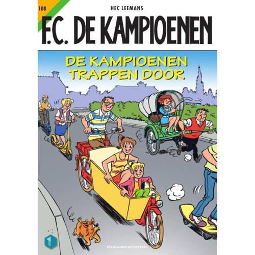 F.C. De Kampioenen: 108 De Kampioenen trappen door - Hec Leemans kopen