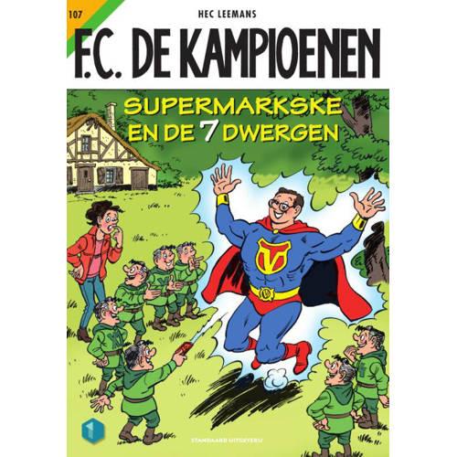 F.C. De Kampioenen: Supermarkske en de zeven dwergen - Hec Leemans kopen