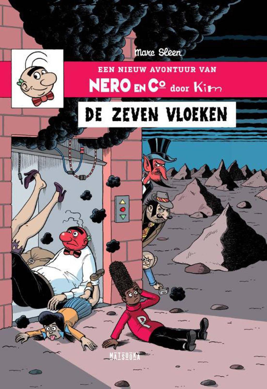 De avonturen van Nero: De zeven vloeken - Marc Sleen en Kim Duchateau