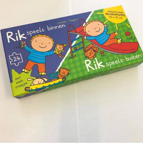 Rik: Rik puzzel - Liesbet Slegers