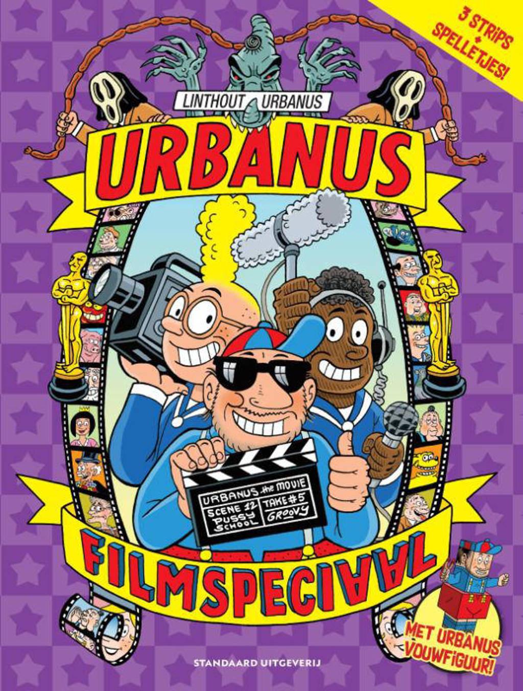 Urbanus: Filmspecial - Willy Linthout en